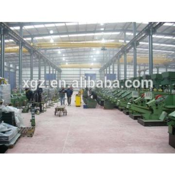 Light Steel Frame Prefab Building From China