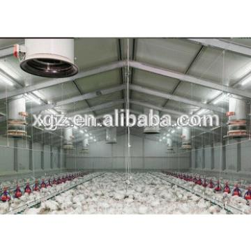 2017 Construction design poultry farm commercial chicken house
