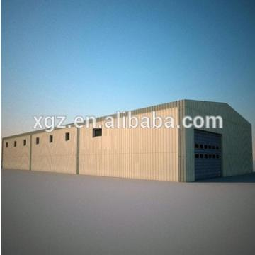 large-scale steel structure warehouse