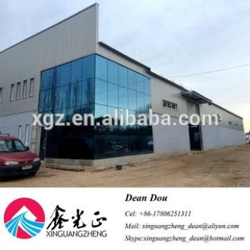 Prefabricated Steel Warehouse Building Construction Projects House Kit