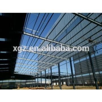 Prefabricated ready-made steel structure workshop