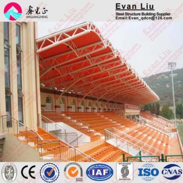 Steel structure stadium prefabricated