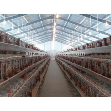 galvanized poultry steel material Chicken farm building