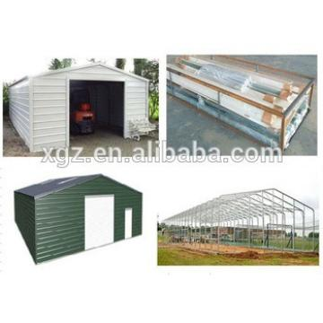 Light Steel Structure Prefabricated Warehouse Building