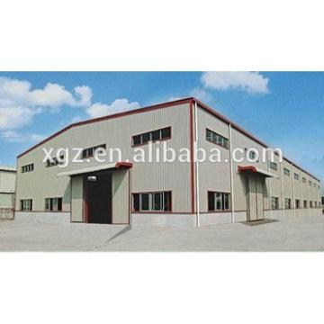 Steel Frame Hanger Steel Structure For Export