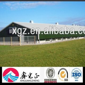 Prefabricated Steel Structure for Chicken House