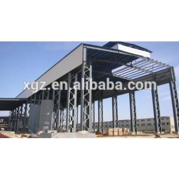Prefabricated Steel Structure Construction Housing For Export