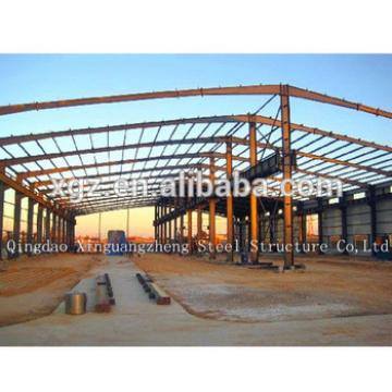 Hot sale prefabricated warehouse building construction projects