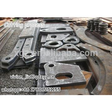 Professional steel structure materials sales