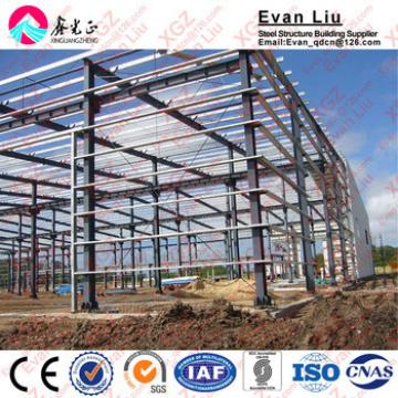Building structure prefab steel workshop