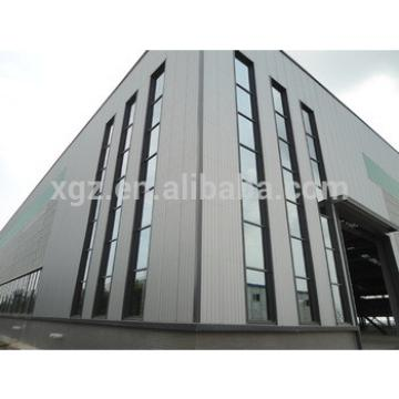 prepainted galvanised steel structure building construction
