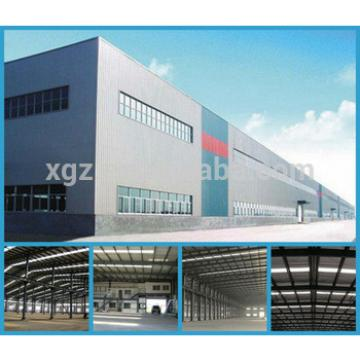 low cost steel building made in china
