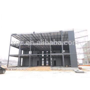 steel structure building construction projects