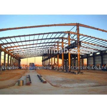 structural steel building light frame