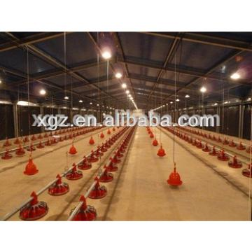 Poultry feeding System automatic chicken house