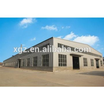 Popular Model Prefabricated Light Steel Structure Warehouse Workshop
