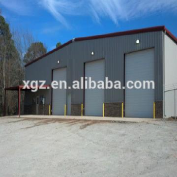 Prefabricated Steel Building for Industrial Workshop