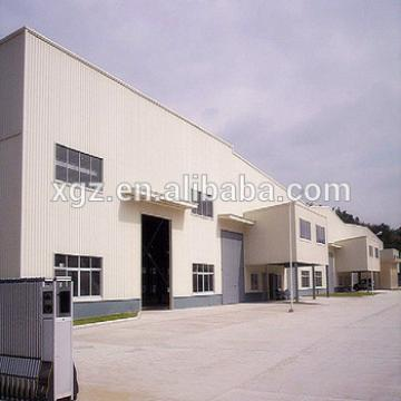 High Quality Steel Structure Warehouse Bulding Manufacturer