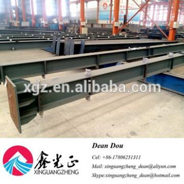 Steel Structure Materials for Workshop and Warehouse