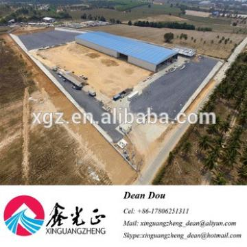 Prefab Steel Structure Warehouse Factory House