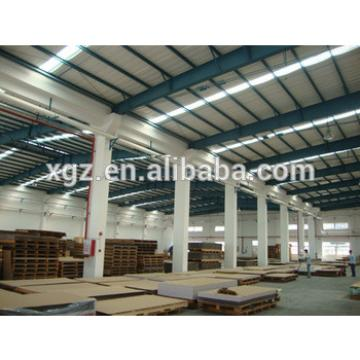 High Quality Professional Steel Structure Warehouse Building Manufacturer