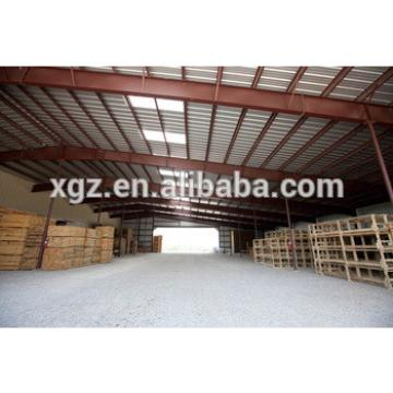 High Quality Steel Frame Storage Warehouse