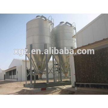 poultry house chicken structure in china supplier for farm