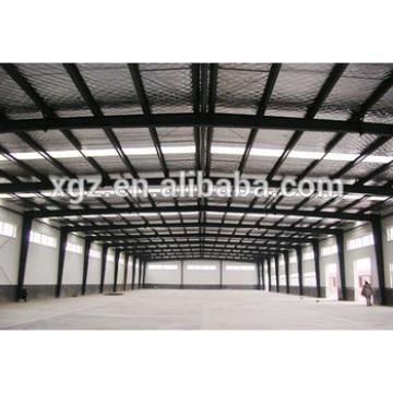 Custom-made Prefabricated Steel Structure Workshop Building