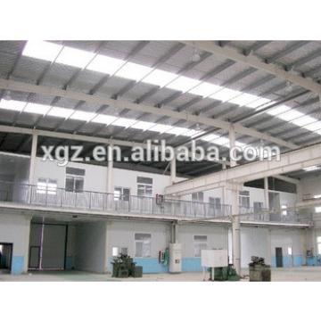 Light Steel Prefabricated Workshop Project Building From China