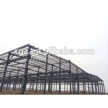 Multi-Span Steel Structure Prefabricated Building