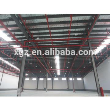 Light Structural Steel Frame Construction Warehouse Building