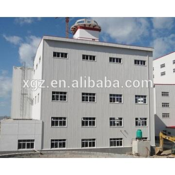 Steel Frame Steel Structure Prefabricated Warehouse Building