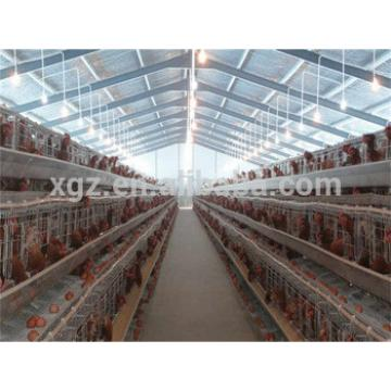 automatic equipment chicken shed poultry farm design