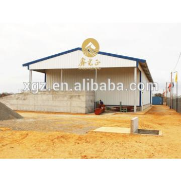 low cost egg farms layer chicken house with automatic cage system in angola