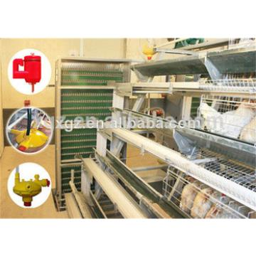 automatic poultry layer farming equipment for layers in kenya farm