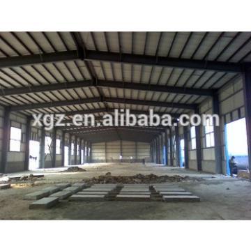 Light metal building prefabricated industrial steel structure building