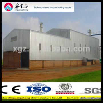 low cost pre-engineered steel structure industrial shed designs