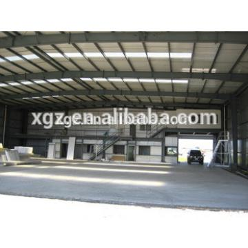 steel structure prefabricated warehouse for aircraft parts