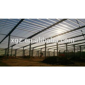 cheap steel structure qatar steel warehouse shed