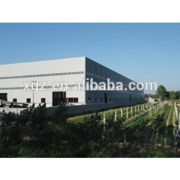 China Manufaactor Low Cost Prefab Steel Structure Production Hall
