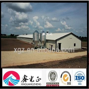 Electric Farming Shelter Poultry Farm Structures