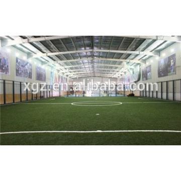 China Manufaactor Prefab Steel Structure football stadium