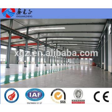 Hot selling High Quality Africa Project Prefab Steel Warehouse/Factory/Shed