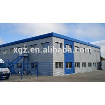 commercial prefab structural steel building projects