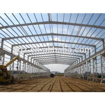 Cheap Large Span Prefab Warehouse Steel Building