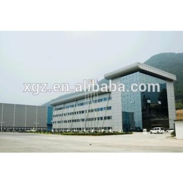 High Quality China Manufacturer Steel Factory Hall Building from XGZ