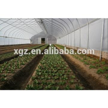 Simple galvanized steel tube and agricultural greenhouse