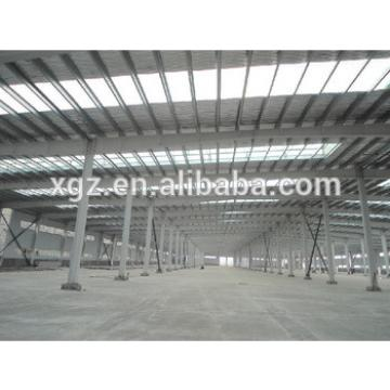 Insulated Building Steel structure Prefabricated workshop for Factory in China