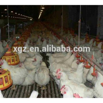 Prefeabricated Steel Structure Chicken Poultry House