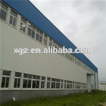 large span fabric space steel structure light steel structure storage shed
